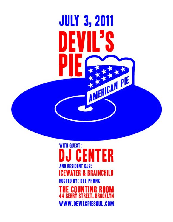 Center at Devil's Pie