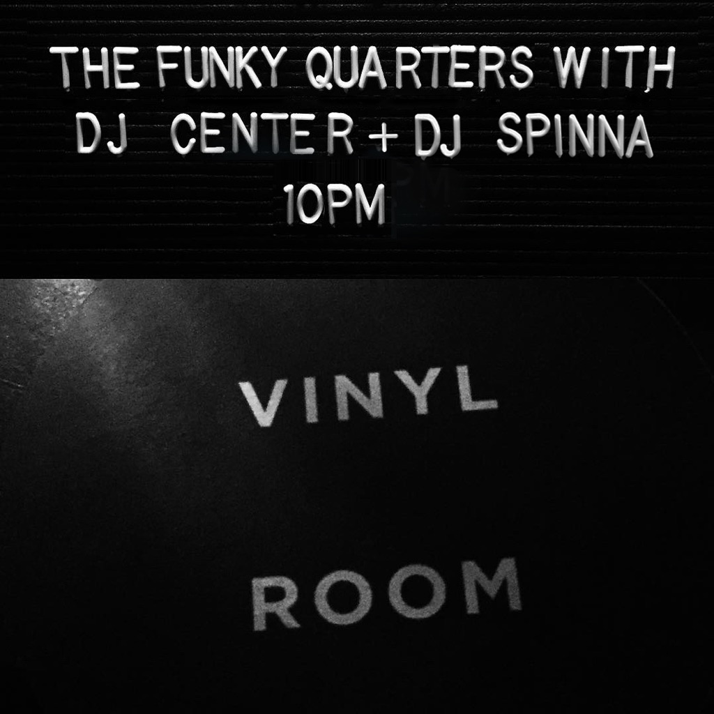 The Funky Quarters 10.20.16