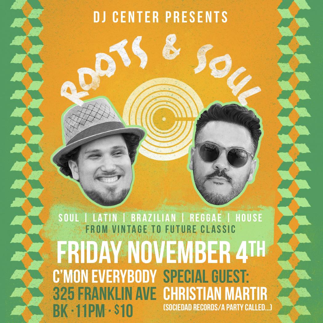 Roots + Soul November