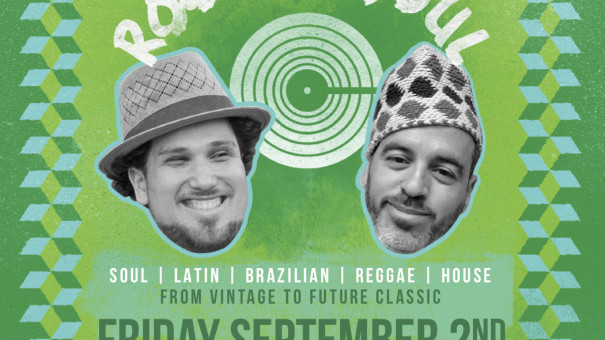 Roots + Soul with Bobbito Garcia