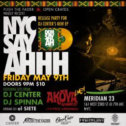 NYC SAY AHHH