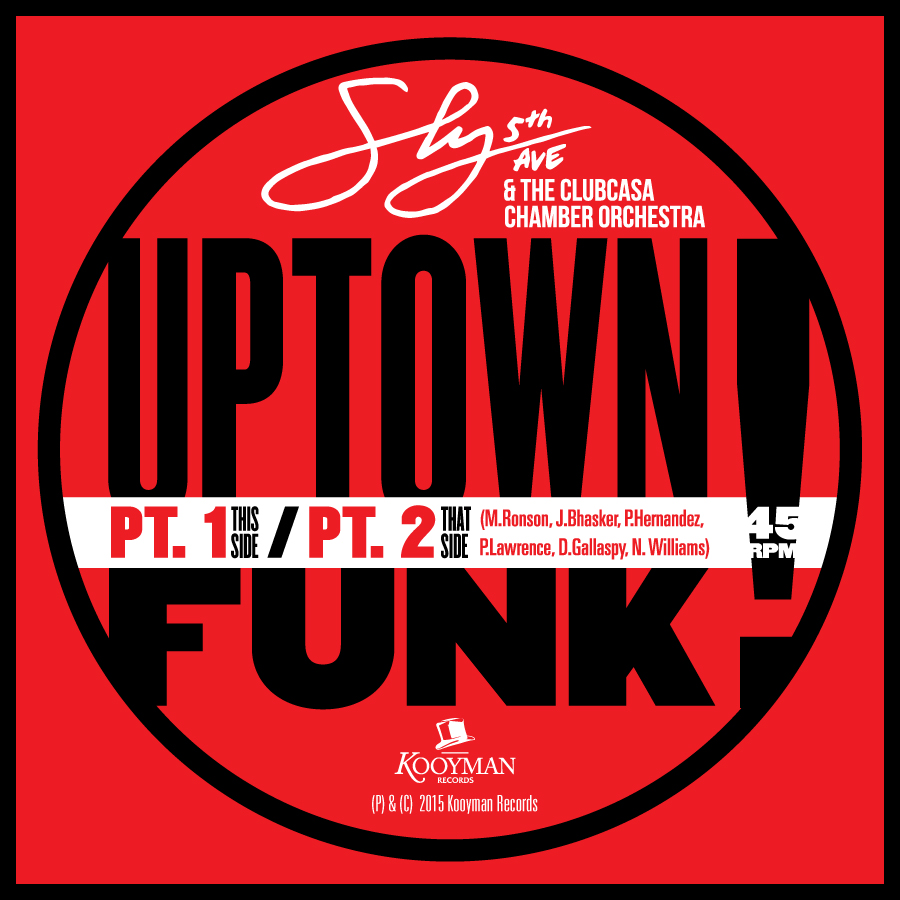 Sly5thAve - Uptown Funk